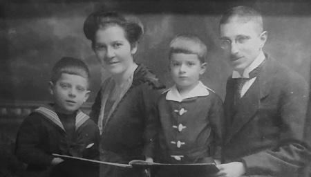 Familie Plessner